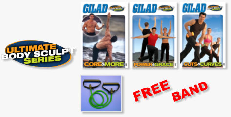 Free Gilad Workouts Online Training Programs