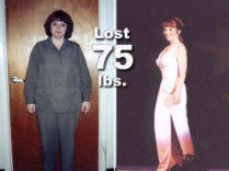 Candy - Lost 75 lbs!*