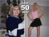 Lee Ann - Lost 50 lbs!*