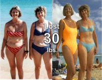 Malie and Kathy lost 30lbs!*