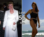 Nancy - Lost 55 lbs!*