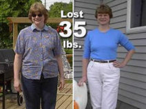 Peggy - Lost 35 lbs!*