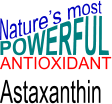 ANTIOXIDANT Nature's most POWERFUL Astaxanthin