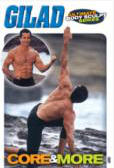 Gilad's Ultimate Body Sculpt - Core and More, workout DVD