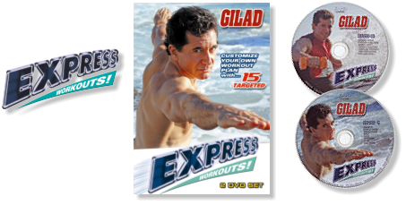 Gilad S Express Workouts