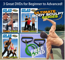 Ultimate Body Sculpt by Gilad