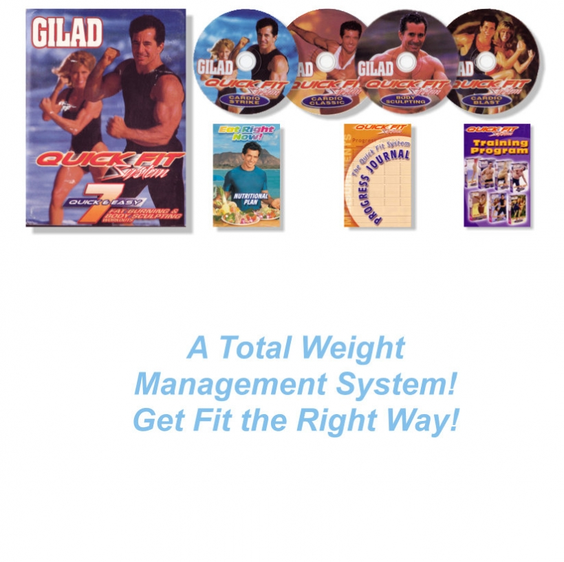 Gilad's Quick Fit System